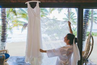 Vestido de Novia Beatriz Álvaro