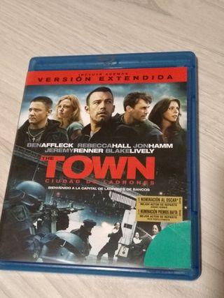 TOWN película blu ray