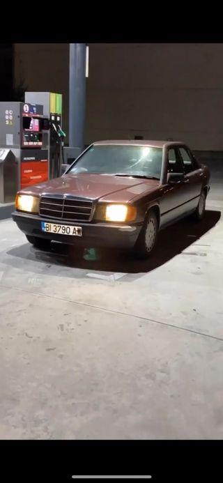 Mercedes-Benz 190e 8v 1987