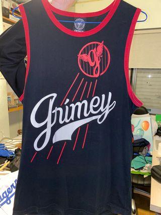 Camiseta de Tirantes Grimey Talla M