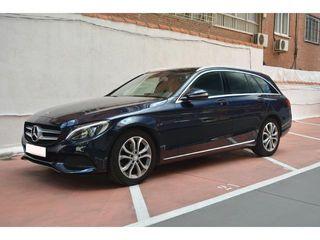 Mercedes-Benz Clase C C 220 d Estate 125 kW (170 CV)