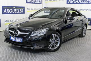 Mercedes-Benz Clase E E320 Coupe AUT