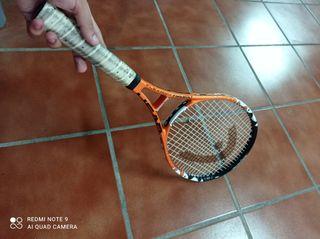 Raqueta tenis red classic Head
