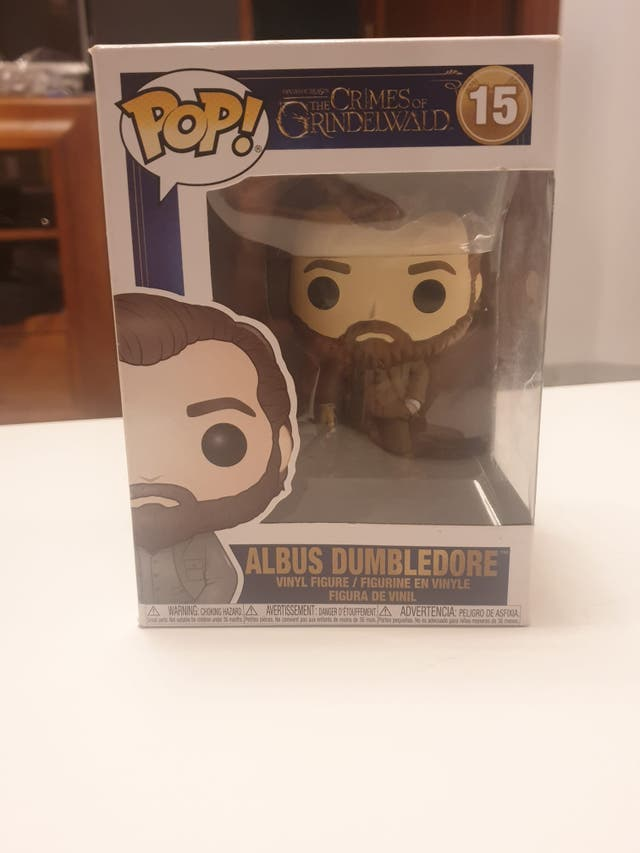 FUNKO POP DUMBLEDORE ANIMALES FANTÁSTICOS