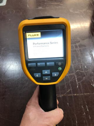 Cámara termográfica Fluke TiS20+