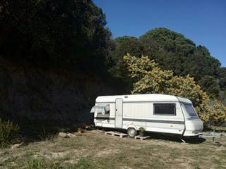 Caravana Hobby Prestige 6m