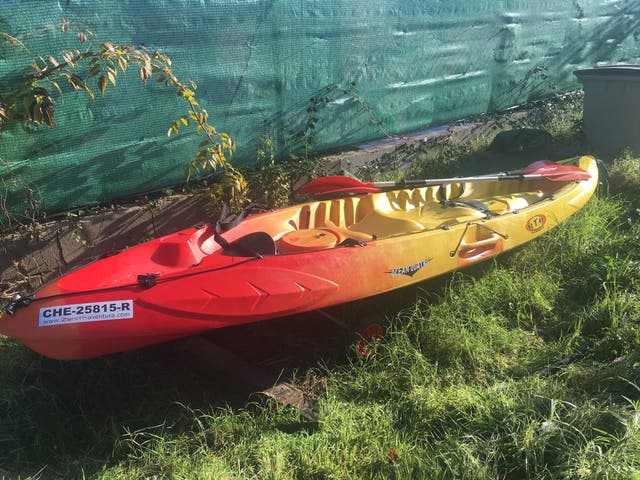 Kayak rotomod ocean quatro