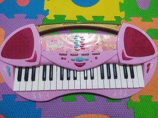 Piano Barbie niña/niño