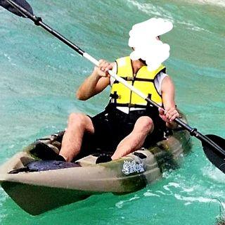 Kayak de pesca barracuda PRO