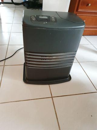 estufa de keroseno de aire caliente