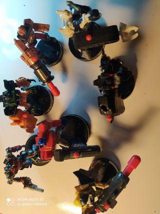 figuras Transformers Hasbro