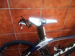 bicicleta fuji D6 TRIATLON (CABRA)
