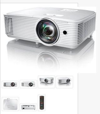 Proyector Optoma HD29HST Full HD 1080p tiro corto