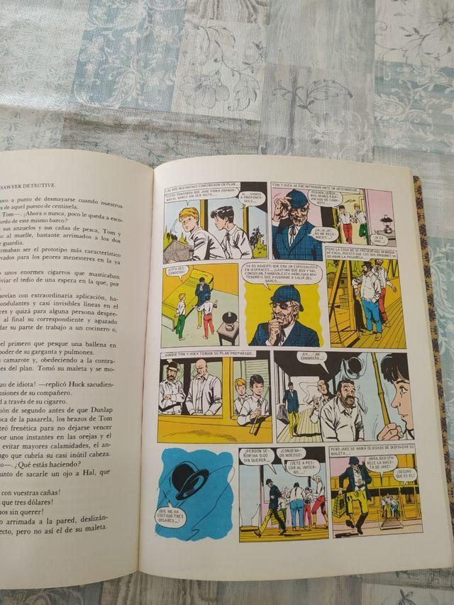 colección historias color