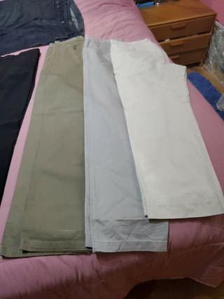 loe de 3 pantalones de chico