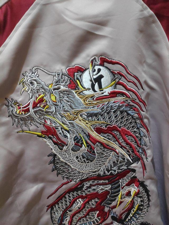 Chaqueta Yakuza Dragon of Dojima (M)