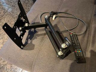 Televisión lg pequeño rose pero no afecta