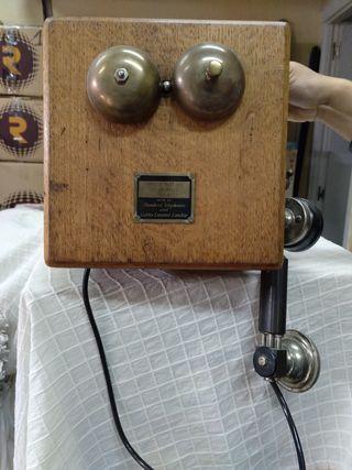 teléfono antiguo original