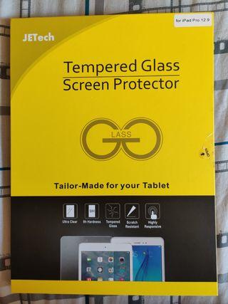 Pack de 2 cristales templados iPad Pro 12.9