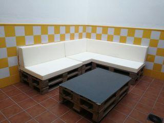 Muebles de palet a medida