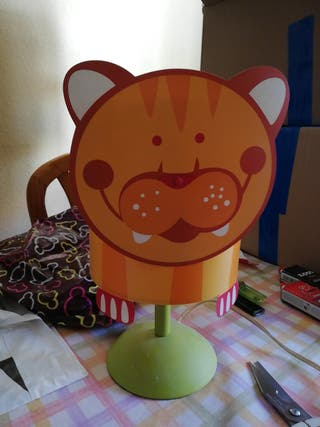 Vendo Lámpara Imaginarium Tigre