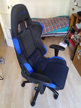 Silla drift DR100 Gaming Azul/Negro