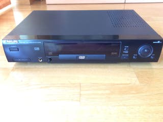 Reproductor DVD/Video CD/CD Player Philips