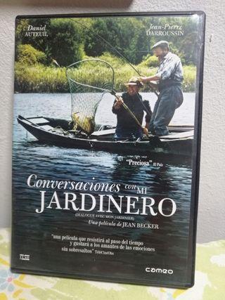 DVD Conversaciónes con mi Jardinero.