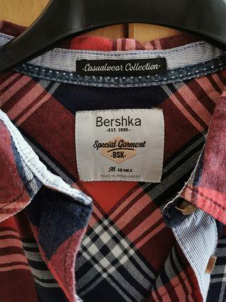 Camisa de cuadros de Berskha