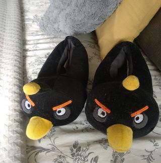 zapatillas 30/31 angry birds