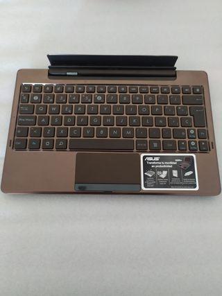 Teclado tablet Asus Transformer series.