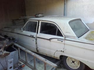 Ford Mercury Comet 1961
