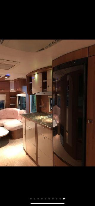 Caravana tres ambientes