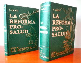 """Enciclopedia """"La Reforma Pro-Salud"""" - Tomos I y II"""