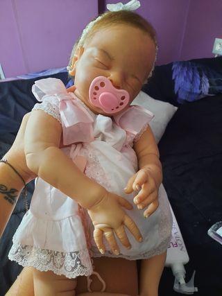 bebé reborn 150€