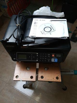 impresora Epson wf2630 wifi