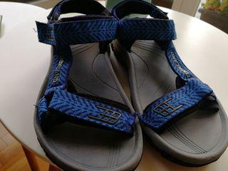 Sandalias trekking de hombre