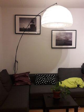 Lámpara de pie Ikea REGOLIT (discontinuada)