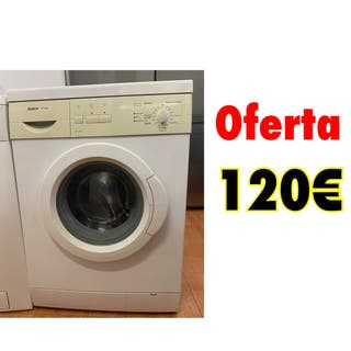 Lavadora económica Bosch 6kg con garantía