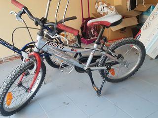 """bicicleta infantil 18"""" Conor"""