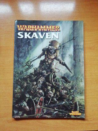 Warhammer Fantasy. Codex Skaven.