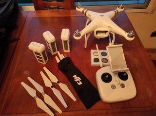 Dron Phantom 3 profesional