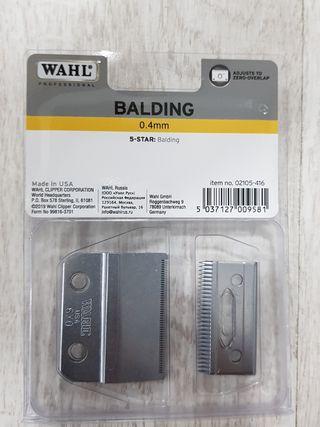 Cuchilla original wahl balding