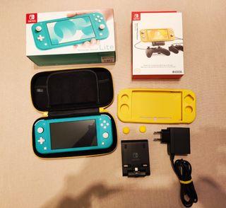 Pack Nintendo switch lite