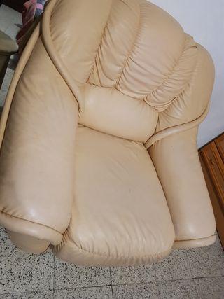 sillón sofá una plaza