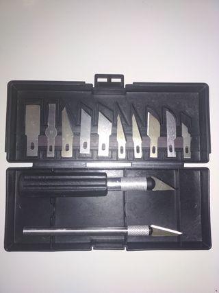 Juego de cuchillas de bricolaje