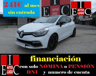 RENAULT Clio Sport RS 200 EDC Chasis CUP