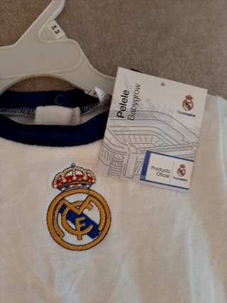 Pijama entero Real Madrid
