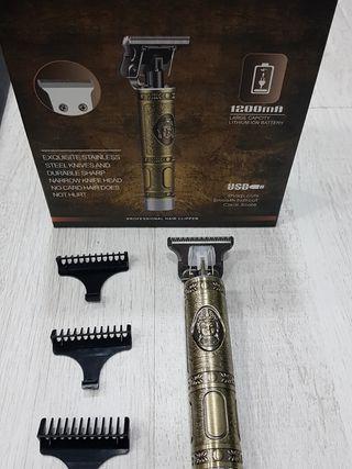 máquina cortapelos trimmer patillera