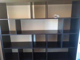 Estantería librería Ikea Kallax 5x5